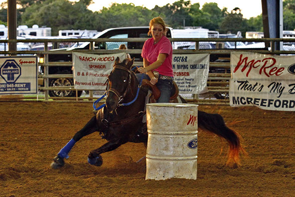 Rodeo Arena Events